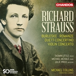 Strauss: Concertante Works