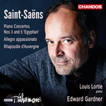 Saint-Saëns: Piano Concertos, Vol.2