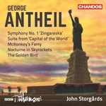Antheil - Symphony No.1 etc