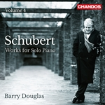 Schubert: Works for Solo Piano, Volume 4