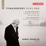 Tchaikovsky Plus One Piano Works, Vol. 2