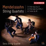 Mendelssohn - String Quartets, Volume 1