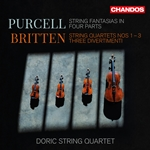 Britten: String Quartets, etc