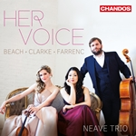Her Voice: Piano Trios by Farrenc, Beach & Clarke