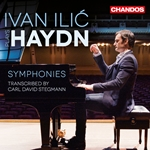 Ivan Ilic Plays Haydn