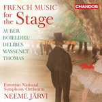 French Music for the Stage