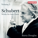 Schubert: Works for Solo Piano, Volume 5