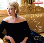 Medtner Songs