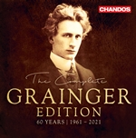 Grainger: The Complete Grainger 2021 Edition - CD BOX SET