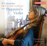 Francesca Dego plays Paganini's Violin