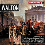 Walton: Various  2-CD Set
