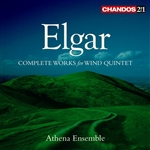 Elgar: Complete Works for Wind Quintet