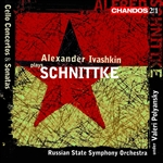 Schnittke: Cello Concertos and Sonatas