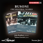 Busoni - Orchestral Works