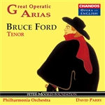 Great Operatic Arias, Vol. 1 - Bruce Ford