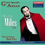 Great Operatic Arias, Vol. 4 - Alastair Miles