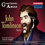 Great Operatic Arias, Vol. 6 - John Tomlinson