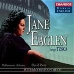 Puccini: Tosca, Jane Eaglen Sings