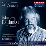 Great Operatic Arias, Vol. 8 - John Tomlinson 2