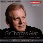 Great Operatic Arias, Vol. 16 - Sir Thomas Allen