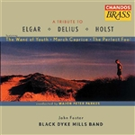 Black Dyke Tribute To Elgar, Delius, Holst