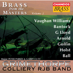 Brass From The Masters, Vol. 2: Grimethorpe Colliery Band