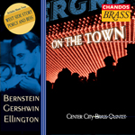 Center City Brass Quintet: On the Town