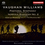 Vaughan Williams: Pastoral Symphony · Norfolk Rhapsodies