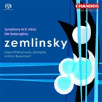 Zemlinsky: Die Seejungfrau/ Symphony in D minor