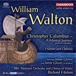 Walton: Christopher Columbus/ Hamlet and Ophelia