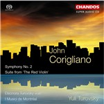 Corigliano: Symphony No. 2/ The Red Violin