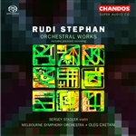 Stephan: Orchestral Works