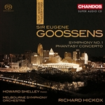 Sir Eugene Goossens: Orchestral Works Vol. 1