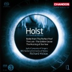 Holst: Orchestral Works, Volume 1