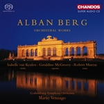 Berg: Orchestral Works