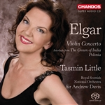 Elgar: Violin Concerto/ Interlude from Crown of India/Polonia