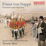 Suppe: Overtures and Marches