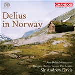 Delius: Delius in Norway