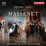 Massenet: Fantaisie etc.