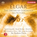 Elgar: The Dream of Gerontius/Sea Pictures