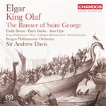 Elgar: Scenes from the Saga of King Olaf etc.