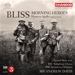 Bliss: Morning Heroes/Hymn to Apollo