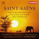 Saint-Saens: Cello Concertos, Etc.