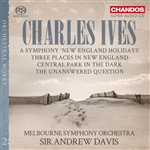 Ives: Orchestral Works, Volume 2