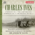 Ives - Orchestral Works, Vol.3