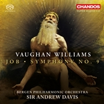 Vaughan Williams - Job/Symphony No.9