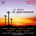 J S Bach - St John Passion in English