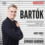 Bartok: Concerto for Orchestra, etc