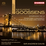 Sir Eugene Goossens - Orchestral Works, Vol.3