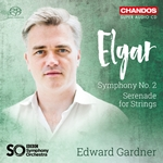 Elgar - Symphony No.2/Serenade for Strings